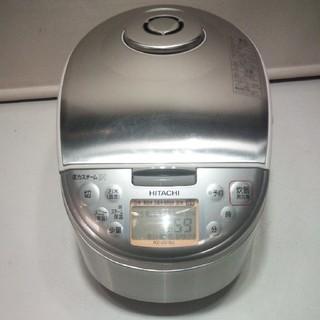 053+ 送料無料 HITACHI 日立 IHジャー炊飯器(炊飯器)