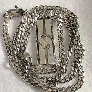 Gucci - 美品 GUCCI インフィニティノットネックレス