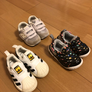 adidas - キッズ スニーカー 13.0〜13.5