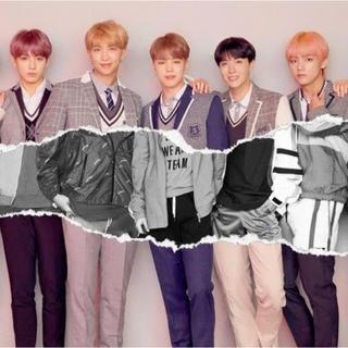 ボウダンショウネンダン(防弾少年団(BTS))のBTS LOVE Yourself ポスター1枚(アイドルグッズ)
