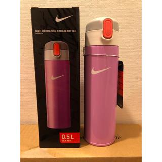 NIKE - NIKE 新品未使用 ストロー ステンレス水筒 保冷ボトル ベビーマグ サーモス