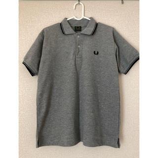 フレッドペリー(FRED PERRY)のフレッドペリー ポロシャツ グレー(ポロシャツ)