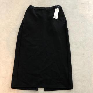 ジーユー(GU)のカットソータイトスカート(その他)