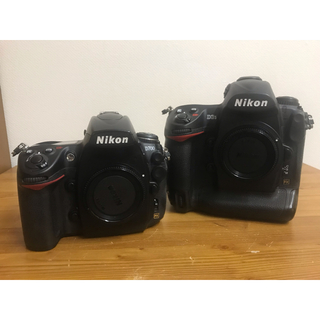 ニコン(Nikon)のNikon D3s & D700 美品(デジタル一眼)