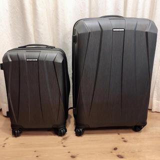 ☆サムソナイト スーツケース 24、28インチ 2個セット☆(スーツケース/キャリーバッグ)