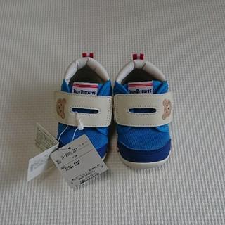 ミキハウス(mikihouse)の(新品) ミキハウス ホットビスケッツ 靴 12(スニーカー)
