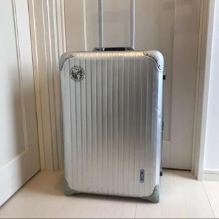 リモワ(RIMOWA)のリモワ   インテグラル アルミ製 63l(トラベルバッグ/スーツケース)