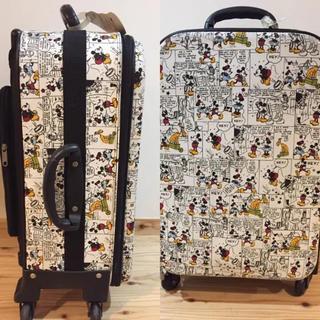 ディズニー(Disney)の☆Disney キャリーケース☆(スーツケース/キャリーバッグ)