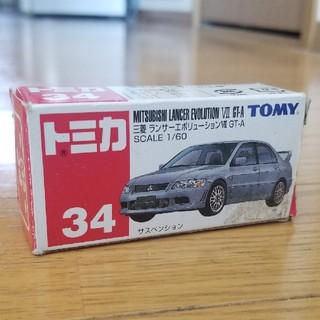 タカラトミー(Takara Tomy)のトミカ 三菱 ランサーエボリューション 7(ミニカー)