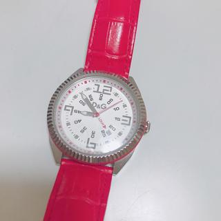 ドルチェアンドガッバーナ(DOLCE&GABBANA)のドルチェ&ガッバーナ 腕時計(腕時計(アナログ))