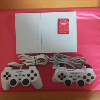 プレイステーション2(PlayStation2)のPlayStation2 (SCPH-70000) ★オマケ多数★(家庭用ゲーム本体)
