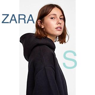 ザラ(ZARA)のZARA BASIC★スウェットパーカー(パーカー)