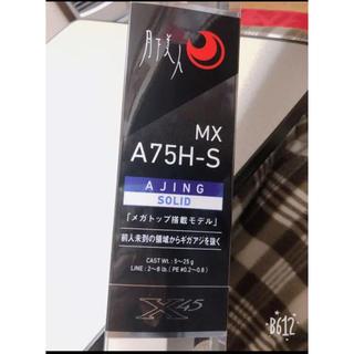 ダイワ(DAIWA)の月下美人 MXA75H-S(ロッド)