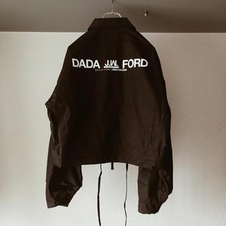 dada j.w. ford coach jacket