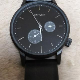 フーズフー(WHO'S WHO)のKOMONO who'swho 腕時計(腕時計(アナログ))