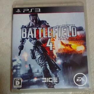 プレイステーション3(PlayStation3)のPS3 バトルフィールド4(家庭用ゲームソフト)
