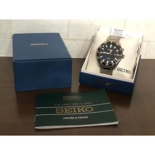セイコー(SEIKO)の新品 海外限定モデル セイコー SKA623 キネティック バンド調整サービス(腕時計(アナログ))