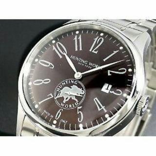 ハンティングワールド(HUNTING WORLD)の新品 HUNTING WORLD ハンティングワールド 腕時計(腕時計(アナログ))