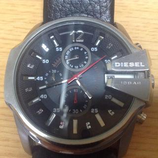 ディーゼル(DIESEL)のディーゼル 時計(レザーベルト)