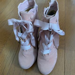リズリサ(LIZ LISA)のブーツ(ブーツ)