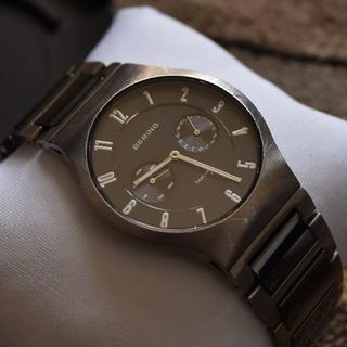 ベーリング(BERING)のベーリング メンズ 腕時計 稼働品(腕時計(アナログ))