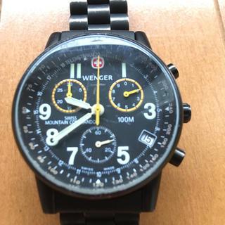 ウェンガー(Wenger)のウェンガー マウンテンコマンド 時計(腕時計(アナログ))
