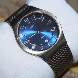 ベーリング(BERING)の稼働品 bering メンズ 腕時計(腕時計(アナログ))