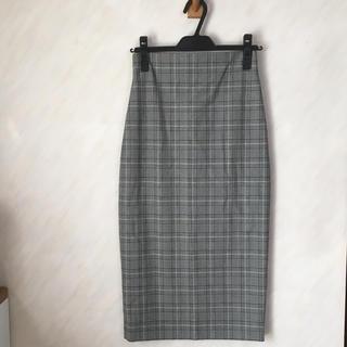 ザラ(ZARA)のZARA タイト スカート XS (ロングスカート)