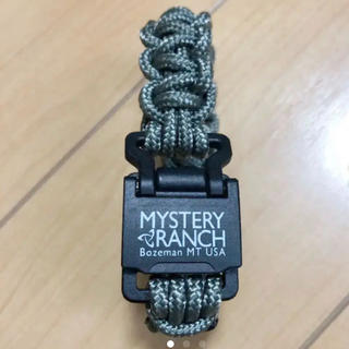 ミステリーランチ(MYSTERY RANCH)のミステリーランチ 非売品ノベルティ(バッグパック/リュック)