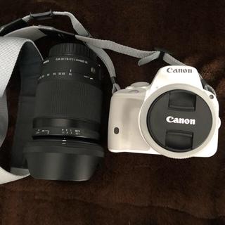 キヤノン(Canon)のCanon kiss x7 Canon ef40mm SIGMA 18-300 (デジタル一眼)