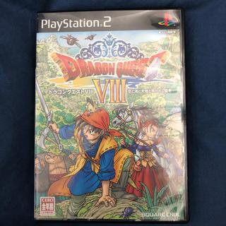プレイステーション2(PlayStation2)のドラゴンクエストVIII(家庭用ゲームソフト)