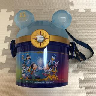 Disney - ディズニーシー 15周年 ポップコーンバケツ