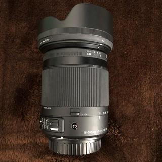 シグマ(SIGMA)のSIGMA  18-300(レンズ(ズーム))