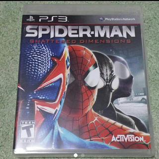 プレイステーション3(PlayStation3)の新品 PS3  SPIDER MAN Shattered Dimensions(家庭用ゲームソフト)