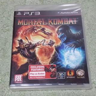 プレイステーション3(PlayStation3)の新品 MORTAL KOMBAT  (家庭用ゲームソフト)