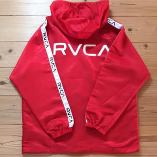 RVCA - XSサイズ RVCA ナイロン パーカー スウェット ロンT トレーナー