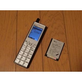 au INFOBAR(携帯電話本体)