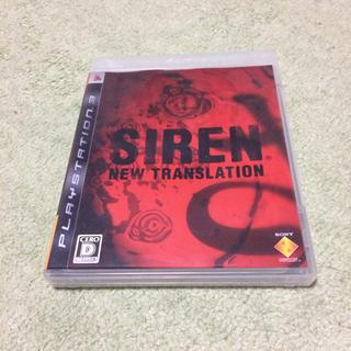 プレイステーション3(PlayStation3)の「SIREN: New Translation」(家庭用ゲームソフト)