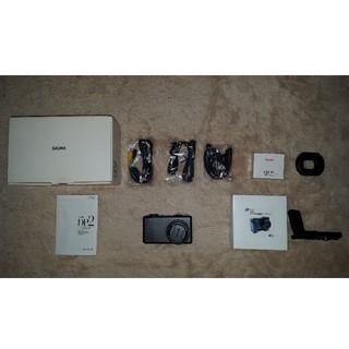 シグマ(SIGMA)のSIGMA DP2 Merrill(美品、元箱、おまけ付)(コンパクトデジタルカメラ)