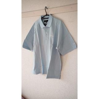 タイトリスト(Titleist)の新品未着用 Titleist ポロシャツ 水色 Lサイズ(ポロシャツ)