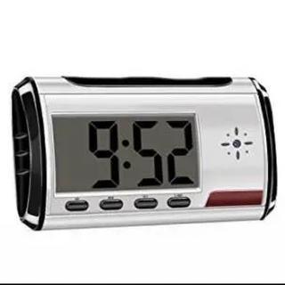 防犯カメラ 時計型 32GB SDカード付き(防犯カメラ)