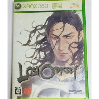 エックスボックス360(Xbox360)のXBOX360 ロストオデッセイ(家庭用ゲームソフト)