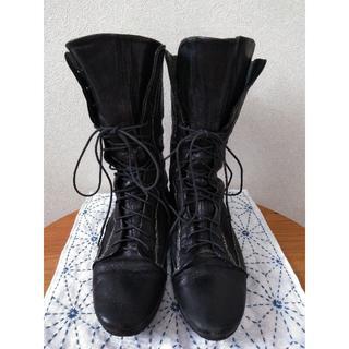 ミハラヤスヒロ(MIHARAYASUHIRO)のミハラヤスヒロ MIHARA YASUHIRO ブーツ(ブーツ)