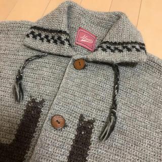 フォーティーファイブアールピーエム(45rpm)の【45rpm】美品 カウチン セーター(ニットコート)