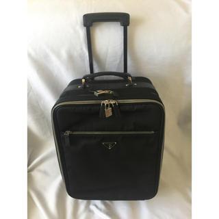 プラダ(PRADA)のPRADAキャリーケース(スーツケース/キャリーバッグ)