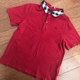 BURBERRY - バーバリー 120 ポロシャツ 半袖 Tシャツ トップス