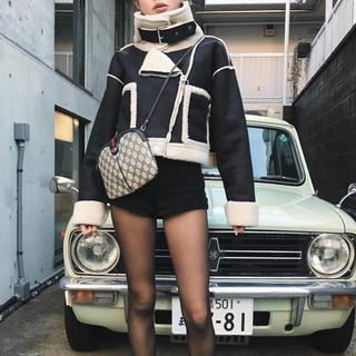 シールームリン(SeaRoomlynn)のjuemi♡ショートムートンジャケット(ムートンコート)