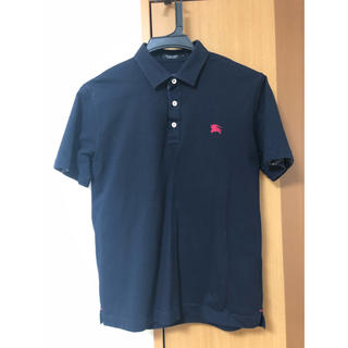 バーバリーブラックレーベル(BURBERRY BLACK LABEL)のバーバリー ポロシャツ(ポロシャツ)