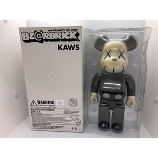 MEDICOM TOY - 超美品 初期 BE@RBRICK KAWS 400% ベアブリック カウズ