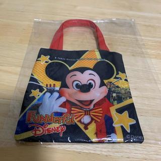 ディズニー(Disney)のミッキー  ミニー 実写 ミニバック(キャラクターグッズ)